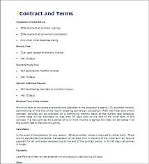 how to write up a contract for payment 14 how to write up a contract for payment professional resume