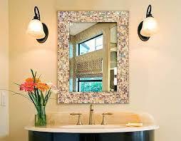 32 stylish bathroom mirror ideas 2021
