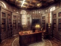 Innovative Gothic Interior Design
