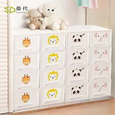 plastic storage cabinets. Delighful Cabinets 1PCS Plastic Storage Cabinets With DrawersCartoon Toy Clothes Underwear  Box Drawer With Plastic Storage Cabinets