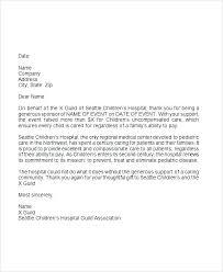 Proposal Letter For Sponsorship Sample For Event Sponsorship Corporate Letter Sample Doc Proposal Example For
