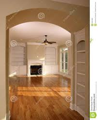 Living Room Entrance Designs Luxury Living Room With Arched Entrance Stock Photo Image 5601900