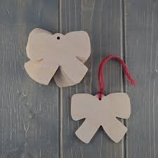 bow wooden craft shapes