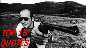 Hunter S Thompson Quotes 92 Images In Collection Page 2