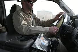 air force veteran shoos away birds to