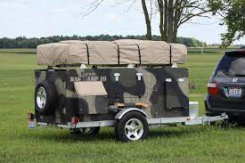 17 cool diy camper trailers to enjoy