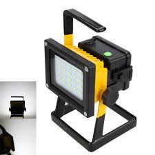 Portable Flood Lights Outdoor 5050 20 Led 30w Waterptoof Flood Spot Light Portable Outdoor