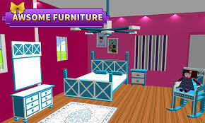 Doll House Design \u0026 Decoration : Girls House Games - Android Apps ...