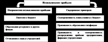 Реферат Аудит финансовых результатов и распределение прибыли  На каждом предприятии порядок распределения прибыли и перечень создаваемых фондов определены учредительными документами Примерные схемы распределения