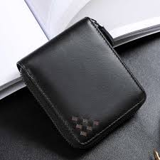 <b>BAQI</b> Brand Men Wallets Genuine Leather Cow Leather High ...