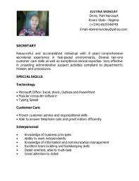 typing skill resume computer skills resume tgam cover letter