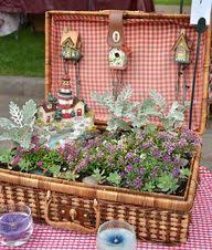 fairy garden container ideas. Unique Containers For Fairy Gardens - Get Lots Of Idea And Tips. Garden Container Ideas