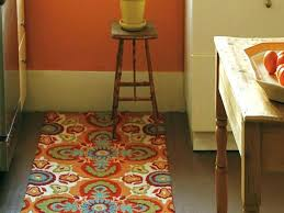 washable cotton rugs for kitchen fl