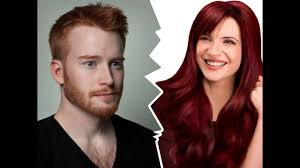 Red Hair To Brown Hair Colour Chart Red Hair Color Chart Hair Style Youtube
