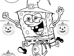 Spongebob Squarepants Easter Coloring Pages Coloring Pages To Print