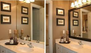 Bathroom Upgrade Enchanting Bathroom Update Low Budget MirrorFrame