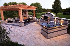 this build an outdoor kitchen in the right way and simple plans design read article
