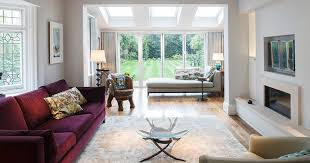 Interior Design Project Cambridge Edwardian House Renovation Impressive Living Room Extensions Interior