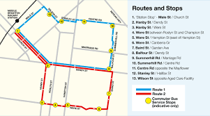 Commuter Bus Trial Bayside City Council