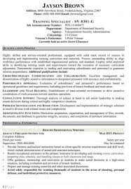 Federal Resume Writing Service Resume Professional Writers Inside