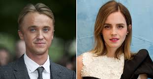 Speaking on the jonathan ross show in 2012 she said: Tom Felton And Emma Watson Had Another Harry Potter Reunion Teen Vogue