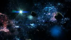 colorful galaxy space. Interesting Space Meteors Hovering In A Colorful Galaxy Space Motion Background   Videoblocks On G