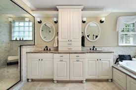 types of bathroom cabinets