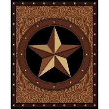 ranch star area rug tap to expand