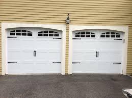 cascade garage doorCHI Overhead Doors model 5216 Steel Carriage House Style Garage