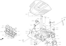 2015 kia sorento intake manifold diagram 28283b11