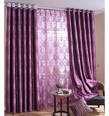 Modern Living Room Curtains Drapes Purple And Grey Living Room Curtains