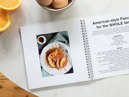How To Make A Recipe Book How To Create A Recipe Book Build Your Own Cookbook Photobox