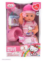 "<b>Пупс</b> ""Карапуз"" <b>Hello Kitty</b> Карапуз 2790317 в интернет-магазине ..."
