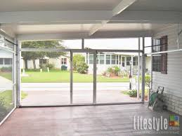 garage door screens retractableGarage Appealing garage screen doors design Garage Screen Doors
