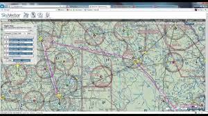 Flight Simulator Reading Charts Tutorial Vfr Flight Planning With Charts