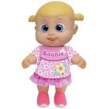 Кукла <b>Bouncin</b>' <b>Babies</b> «Бони», шагающая, 16 см (4593193 ...