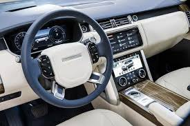 2018 range rover full size interior. 2018 land rover range rover: new car review featured image large thumb4 full size interior