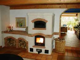 image of diy indoor wood fired pizza oven stove design