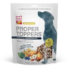All Natural Dehydrated Dog Food - Honest kitchen dog food