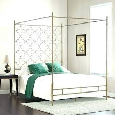 white canopy bed queen – achecaribe.com