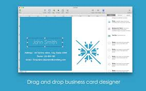 Avery Template 88220 Blue Penguin Business Card Designer 3 0 Free Download For Mac