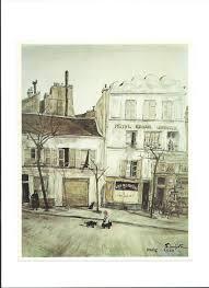 Hotel Edgar Quinet Hotel Edgar Quinet 1950 Musee Carnavalet Paris Pictify Your