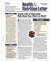 give tufts university health nutrition letter magazine subscription only 36 00