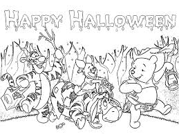 Small Picture Halloween Coloring Pages Detailed Coloring Pages