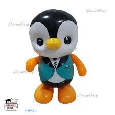 เพนกวินเต้นได้ ส่ายเอว มีเสียง มีไฟ - Nook Toys ขายของเล่นเด็ก  ของเล่นเสริมทักษะ ราคาถูกเหมือนซื้อส่ง คุณภาพดี ราคาไม่แพง : Inspired by  LnwShop.com