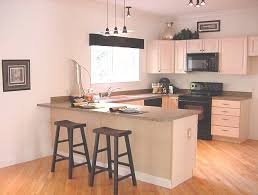 Useful Small Kitchen Layouts With Breakfast Bar Cool Kitchen Decoration  Planner