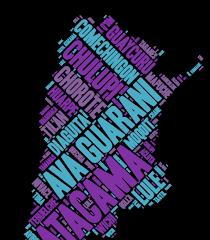 Resultado de imagen para lenguas indigenas argentina goluscio