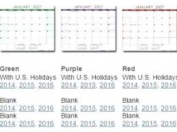 Forever Calendar Template Forever Calendar Template Revolvedesign