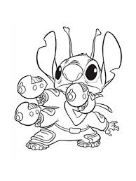 Small Picture Lilo and Stitch coloring pages Download and print Lilo and Stitch