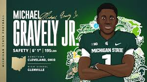Michael Gravely Jr. | #21BuiltStrong - Michigan State University ...